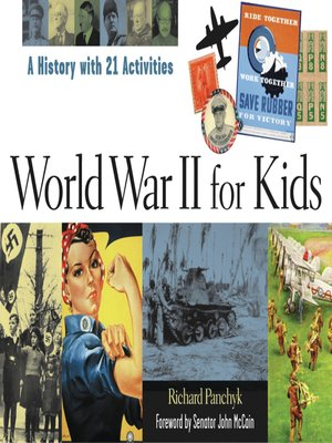 cover image of World War II for Kids