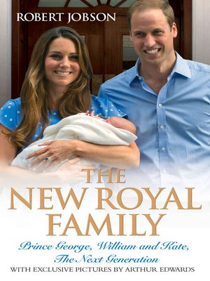 cover image of The New Royal Family