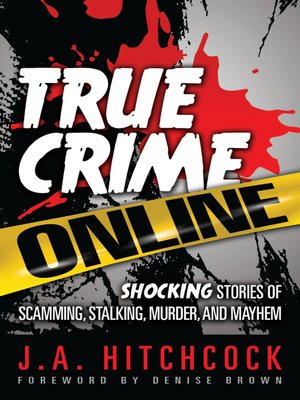 cover image of True Crime Online