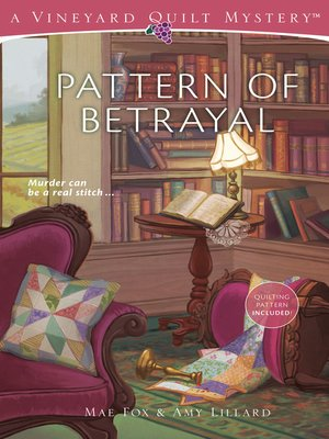 cover image of Pattern of Betrayal