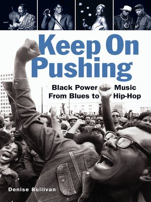 cover image of Keep On Pushing