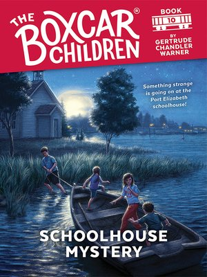 cover image of Schoolhouse Mystery