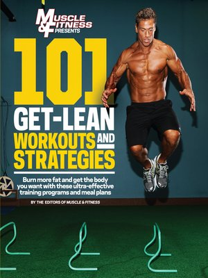 cover image of 101 Get-Lean Workouts and Strategies
