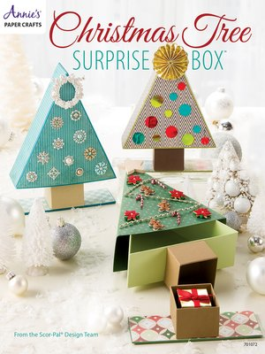 cover image of Christmas Tree Surprise Box