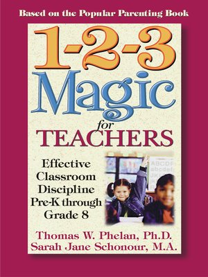 cover image of 1-2-3 Magic for Teachers