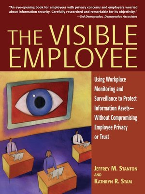 cover image of The Visible Employee