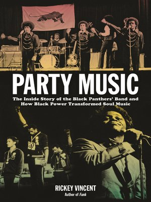 cover image of Party Music