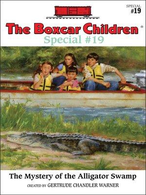 cover image of The Mystery of Alligator Swamp