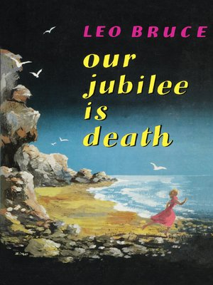 cover image of Our Jubilee is Death