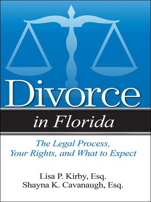 cover image of Divorce in Florida