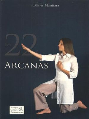 cover image of Les 22 arcanas