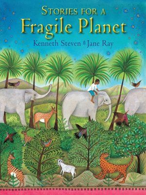 cover image of Stories for a Fragile Planet