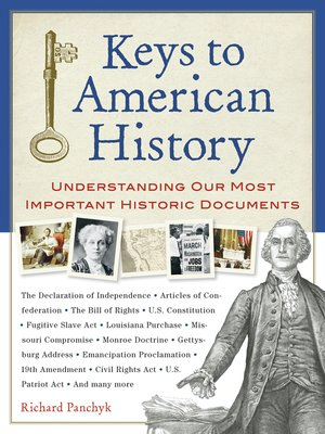 cover image of Keys to American History