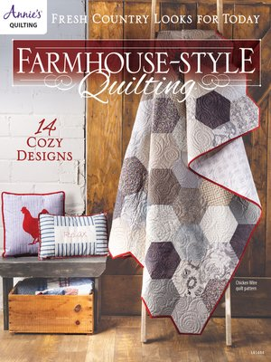 cover image of Farmhouse Style Quilting