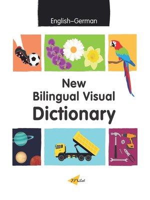cover image of New Bilingual Visual Dictionary (English–German)