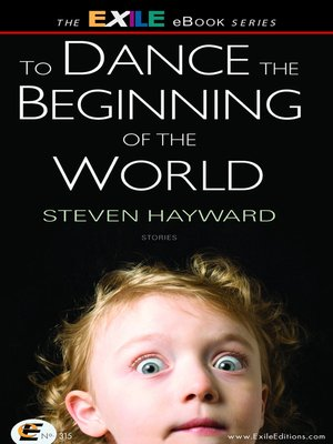 cover image of To Dance the Beginning of the World