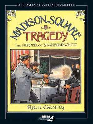cover image of Madison Square Tragedy