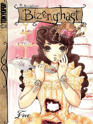 cover image of Bizenghast Manga, Volume 5