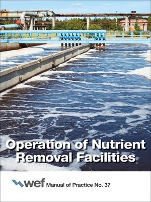 cover image of Operation of Nutrient Removal Facilities