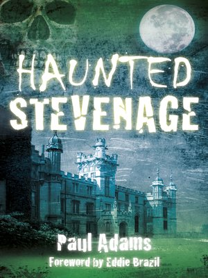 cover image of Haunted Stevenage