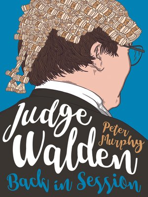 cover image of Judge Walden