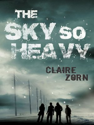 cover image of The Sky So Heavy