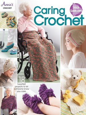 cover image of Caring Crochet