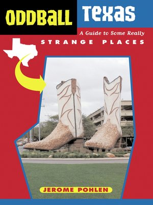 cover image of Oddball Texas
