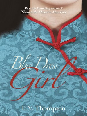 cover image of The Blue Dress Girl