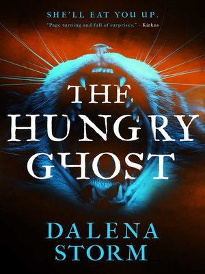 cover image of The Hungry Ghost