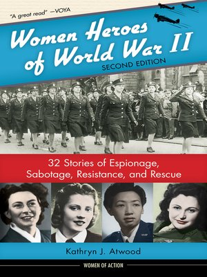 cover image of Women Heroes of World War II