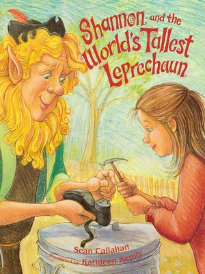 cover image of Shannon and the World's Tallest Leprechaun