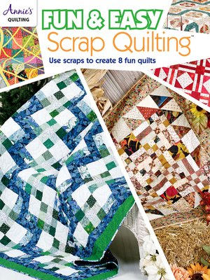 cover image of Fun & Easy Scrap Quilting