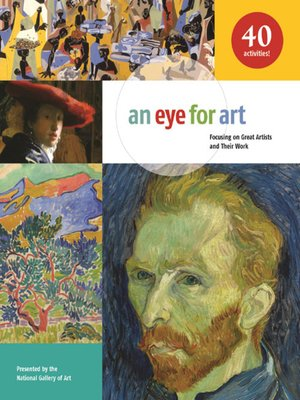 cover image of An Eye for Art