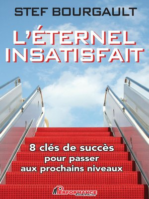 cover image of L'éternel insatisfait