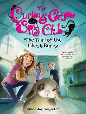 cover image of The Trail of the Ghost Bunny