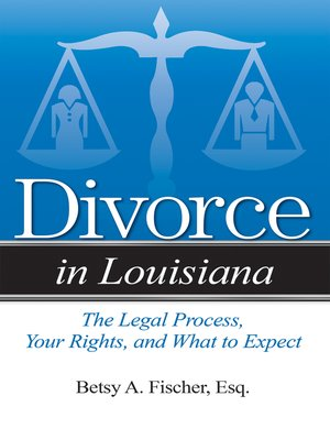 cover image of Divorce in Louisiana