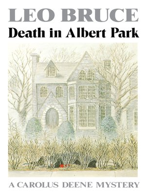 cover image of Death in Albert Park