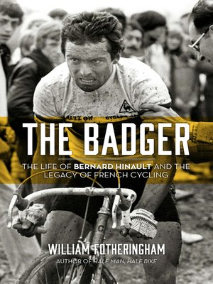 cover image of The Badger