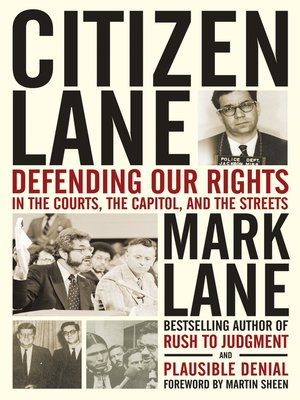 cover image of Citizen Lane