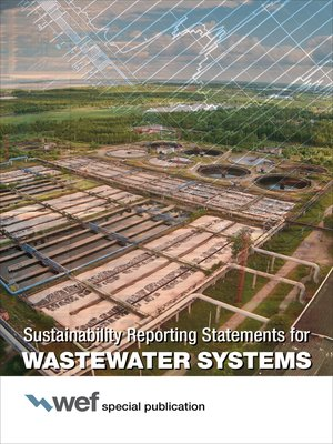 cover image of Sustainability Reporting Statements for Wastewater Systems