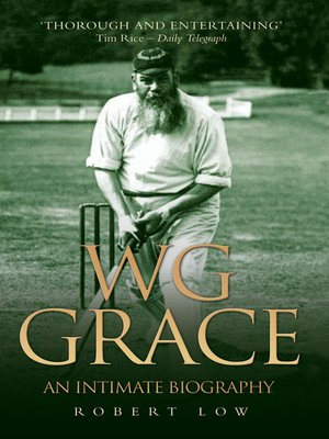 cover image of WG Grace