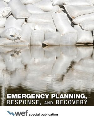 cover image of Emergency Planning, Response, and Recovery