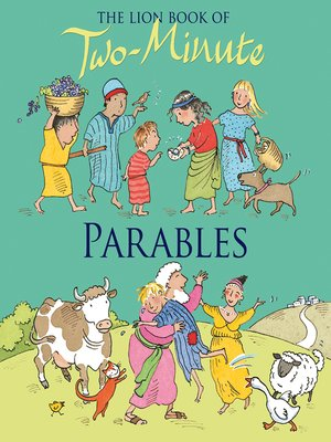 cover image of The Lion Book of Two Minute Parables