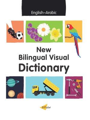 cover image of New Bilingual Visual Dictionary (English–Arabic)