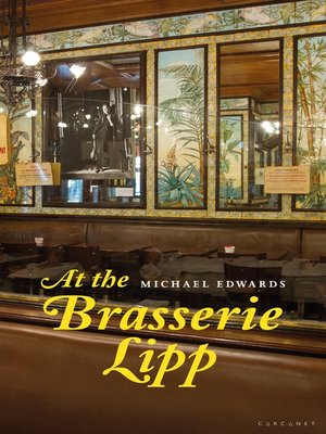 cover image of At the Brasserie Lipp