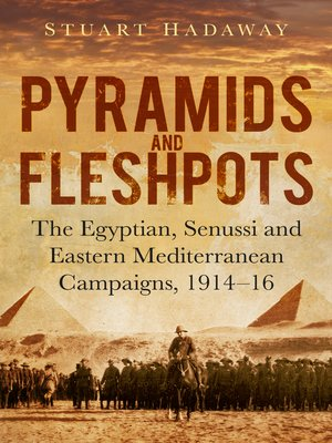 cover image of Pyramids and Fleshpots