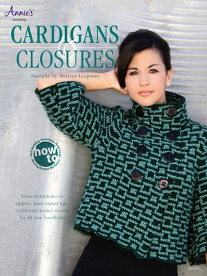 cover image of Cardigans & Closures