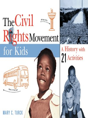 cover image of The Civil Rights Movement for Kids