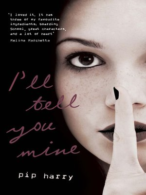 cover image of I'll Tell You Mine